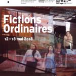 Fictions Ordinaires / affiche
